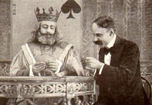 Joueur illusionniste