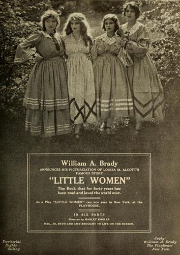 Little Women 1918