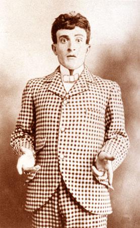 Ettore Petrolini, primi del '900