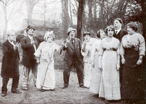 Trois femmes pour un mari (1913)