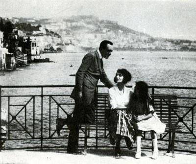 Il mare di Napoli, Carmine Gallone 1919 (2/2)
