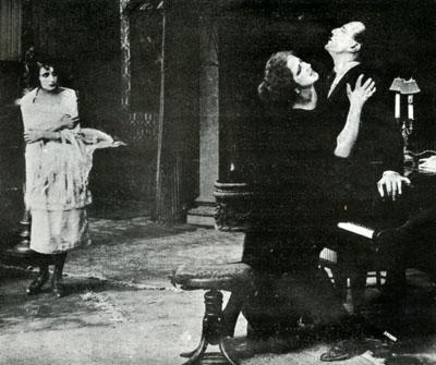 Il mare di Napoli, Carmine Gallone 1919 (1/2)