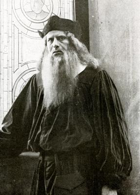 Léonard de Vinci (Icare 1919)