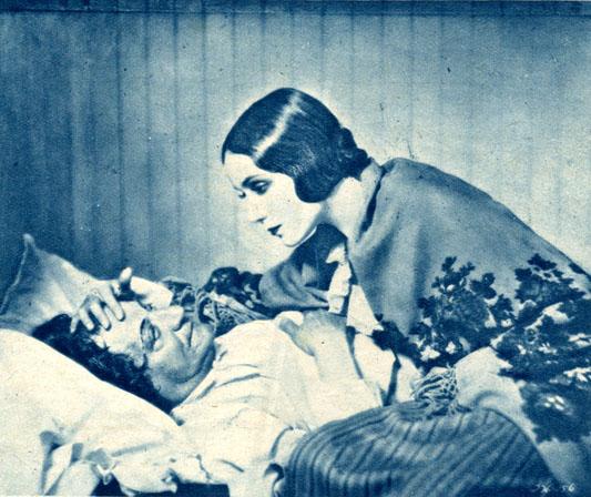 Cesare Gravina e Dolores del Rio (La sete dell'oro)