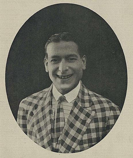 Édouard Pinto, alias Teddy 1920