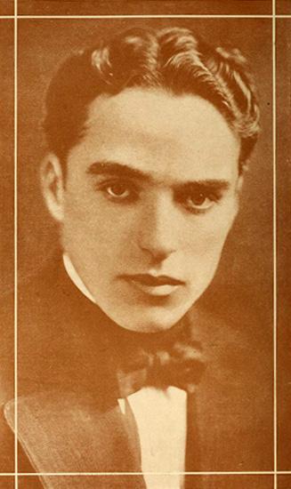 Charles Chaplin 1915