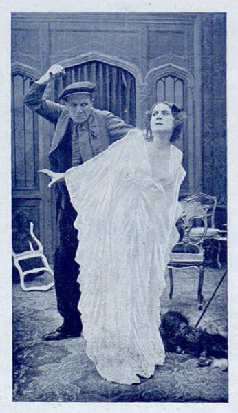 Alberto Capozzi e Mary Cléo Tarlarini in una scena del film