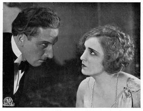 Giorgio Bianchi e Maria Jacobini in La Scala (1931), regia di Gennaro Righelli