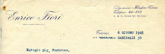Torino, 6 giugno 1928
