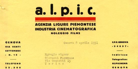 Genova, 8 aprile 1931