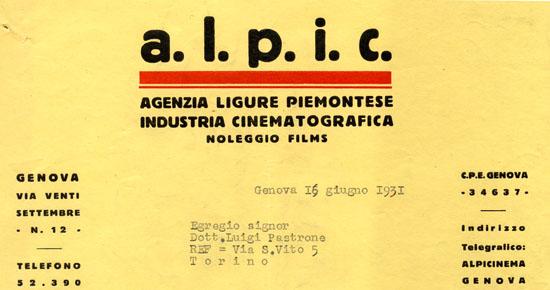 Genova 16 giugno 1931