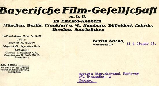 Berlin, 4 giugno 1931