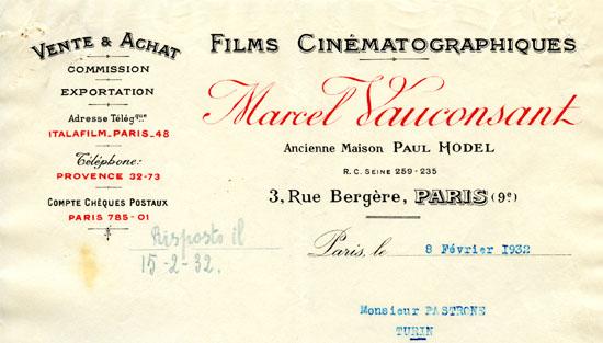 Paris, 8 février 1932