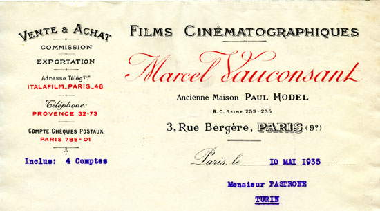 Paris, 10 mai 1935