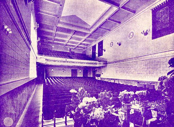 Cinema Quirinale 1927