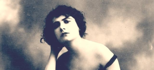 Francesca bertini si racconta sempre in penombra - Dive cinema muto ...