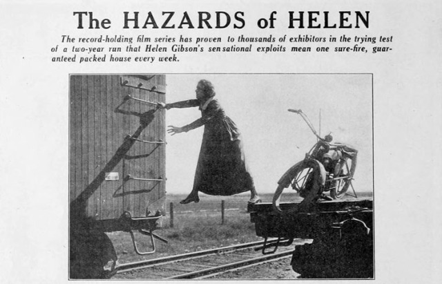 The Hazards of Helen