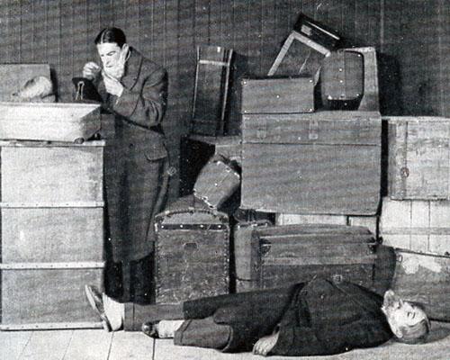 Fantomas V Serie: Il falso magistrato (1914)