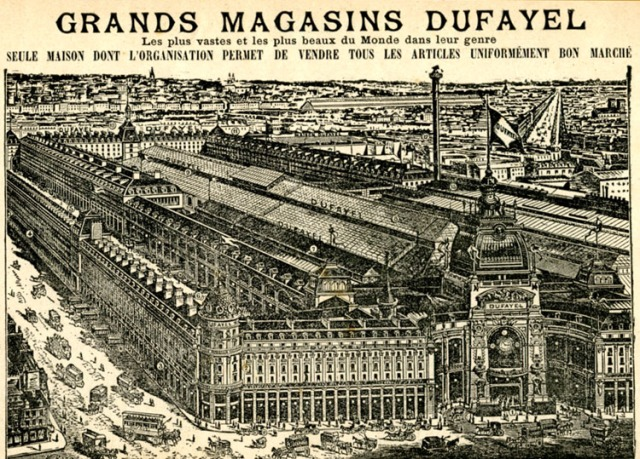 Grands Magasins Dufayel Paris