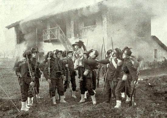 Il Romanzo di un Atleta (Film Artistica Gloria 1915)