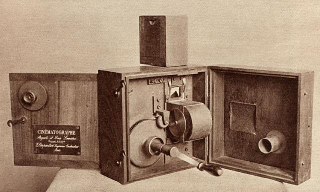 Le Cinématographe Lumière