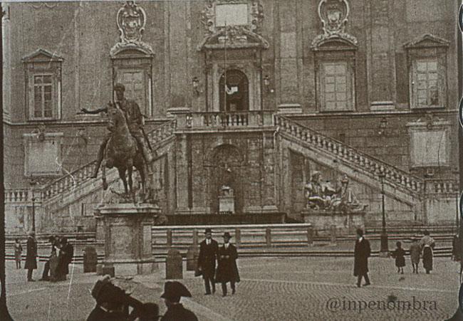 Viaggio a Roma, dicembre 1915