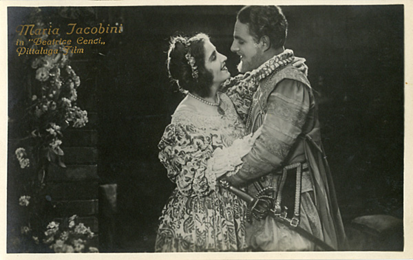 Beatrice Cenci 1926