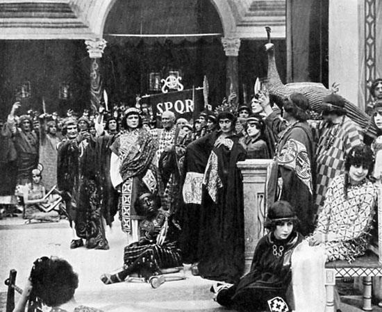 Giuliano l'Apostata - Bernini Film, Roma 1919