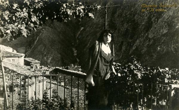 Claretta Sabatelli, Il Voto (1921)