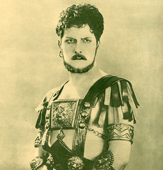 Rolla Norman (Matho) in Salambò (1924)