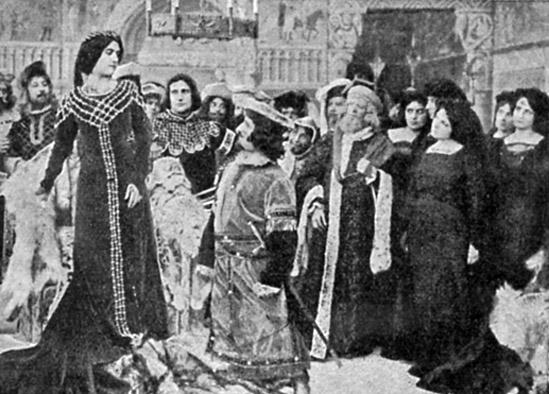 Una tragedia alla corte di Milano (FAI 1912)