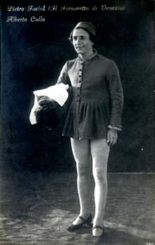 Il Fonraretto di Venezia Alba Film 1924