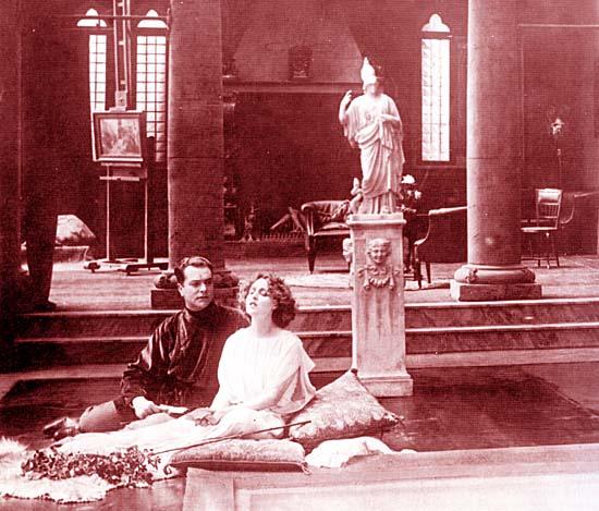Livio Pavanelli e Pina Menichelli, La verità nuda (Rinascimento Film 1921)