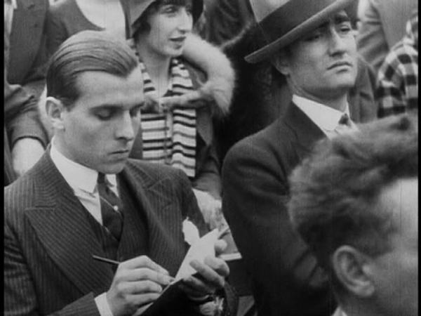 On tourne Prix de Beauté 1929