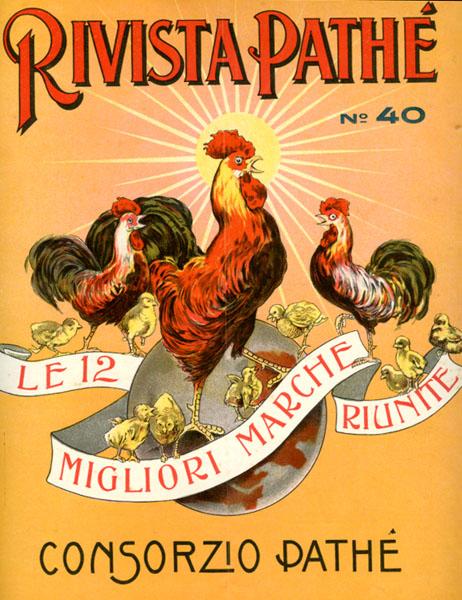 Rivista Pathé, domenica 21 gennaio 1912 (Archivio In Penombra)
