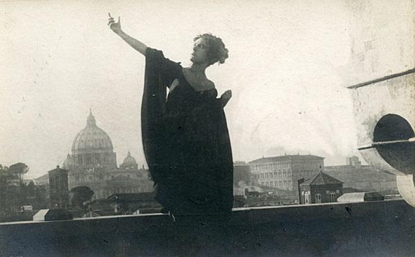 Floria Tosca (Francesca Bertini)