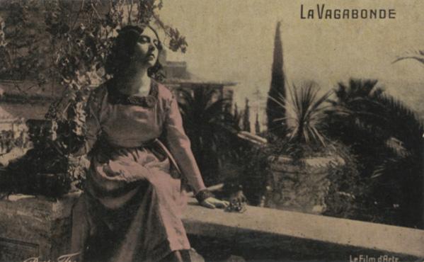 Musidora La Vagabonde