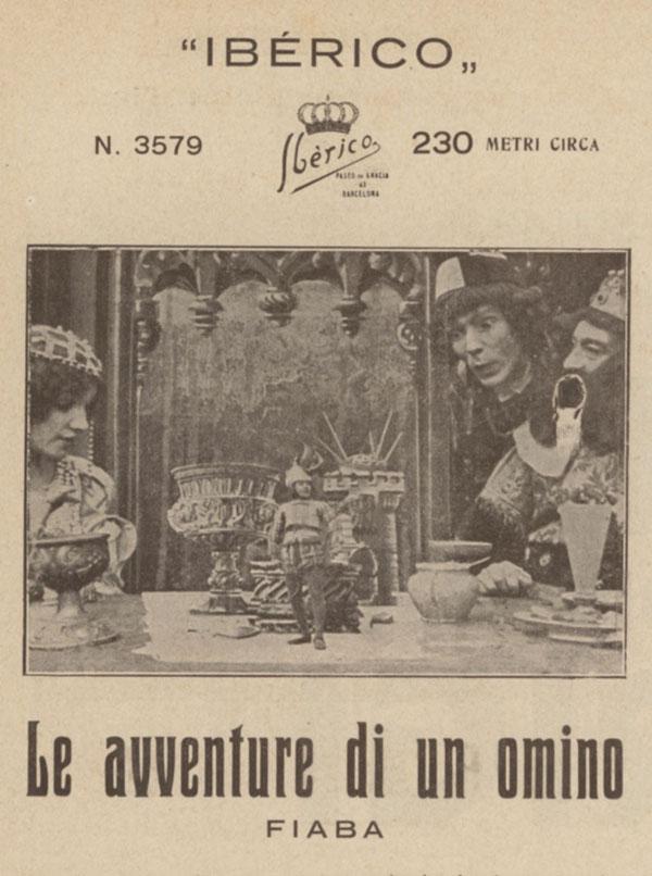 Le avventure di un omino 1912