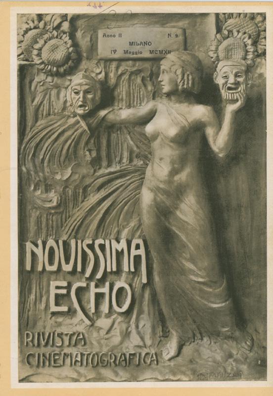 Novissima Echo - Rivista Cinematografica, 4 maggio 1912