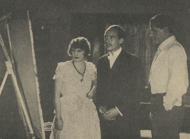 Thérèse Raquin, réalisation de Jacques Fayder (1928)