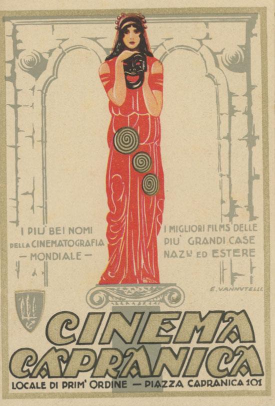 Cinema Capranica Roma