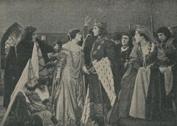 Giovanna Shore (Jane Shore), Britannia Film 1911