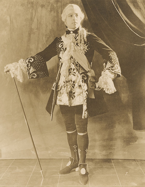 Rudolph Valentino, Monsieur Beaucaire (1924)