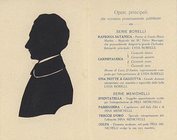 Salone Ghersi Torino 1918