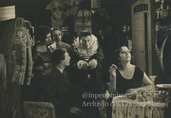 Il focolare spento Film Genina 1925