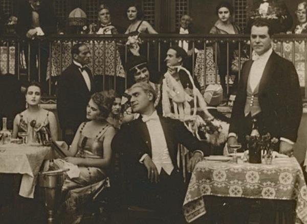 La seconda moglie Rinascimento Film 1923