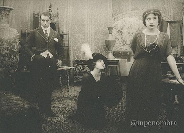 La Donna nuda Cines 1914