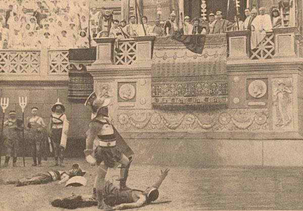 Quo Vadis? 1913