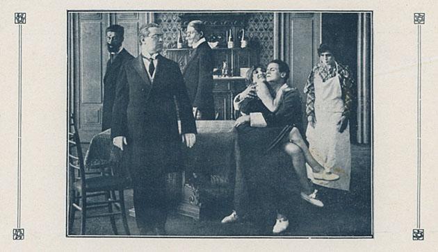 Il Trono e la seggiola - Tiber Film 1918