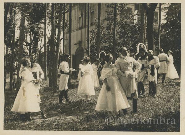 Girotondo di undici lancieri, Lucio D'Ambra Film 1918